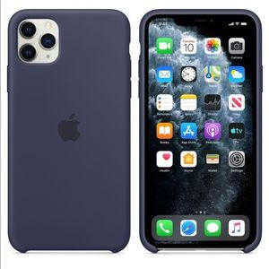 Apple Brand OEM iPhone 11 Pro Max Silicone Case